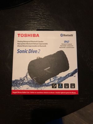 Toshiba Sonic Dive 2 for Sale in San Diego, CA