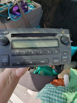 Auto stereo Toyota for Sale in Carlsbad, CA