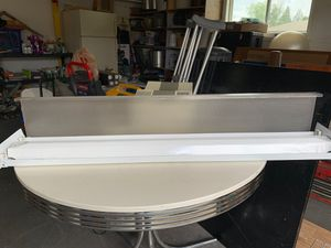 Light fixtures with covers (cost is per fixture) Total 12 for Sale in Keizer, OR