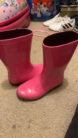 UGG raining boots size 13c for Sale in La Vergne, TN