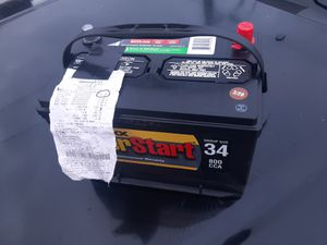 Brand New Car Battery for Sale in Fresno, CA