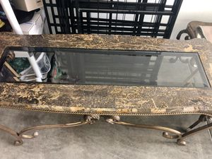 Marble Console Table for Sale in San Diego, CA