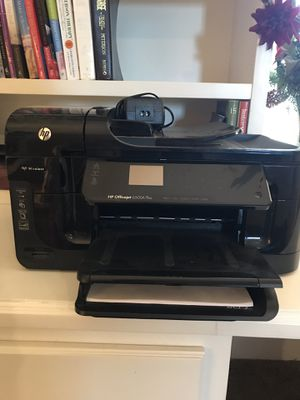 Printer HP Officejet 6500A plus for Sale in Redlands, CA