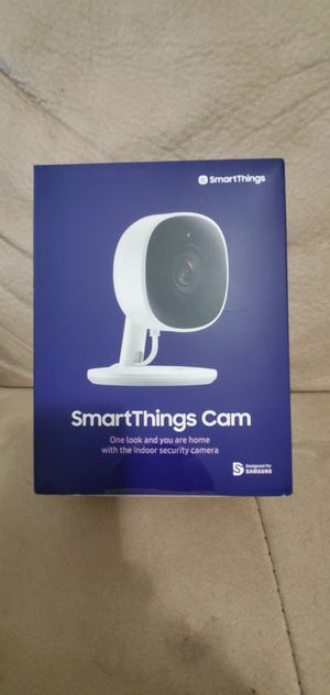Samsung SmartThings Cam for Sale in Bothell, WA