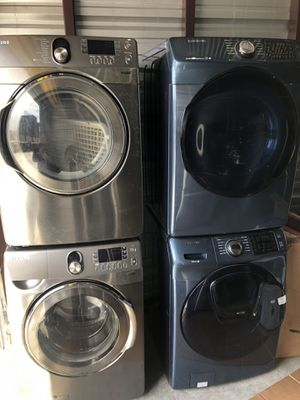 Washer and dryer set Samsumg and LG for Sale for sale  Bronx, NY