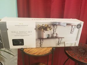 Wall shelves, pair. New in Box. for Sale in Chandler, AZ