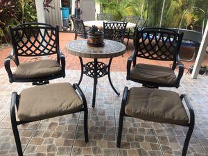 Patio set for Sale in Miami, FL