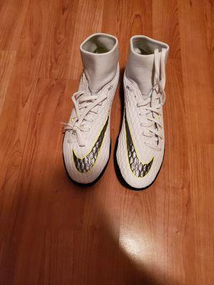 Nike Hypervenom Turf Soccer Shoes Size 8.5 for Sale in Las Vegas, NV