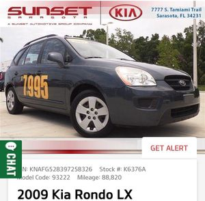 2009 Kia rindo for Sale in Tampa, FL