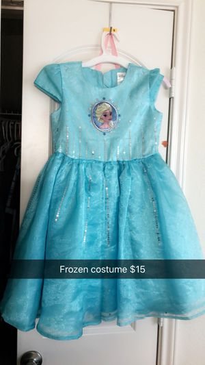 Bell and Elsa costume. for Sale in Manor, TX