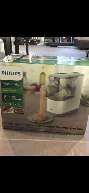 Brand New Philips Pasta Make for Sale in Irvine, CA