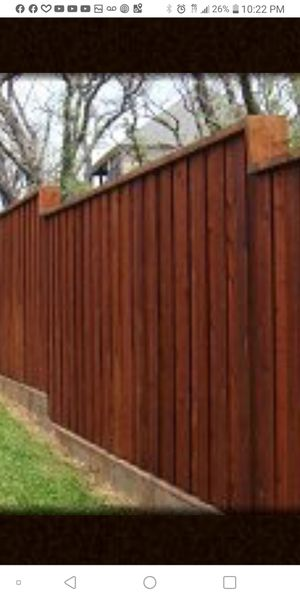 Stain for fence Stain para sercas for Sale in Grapevine, TX