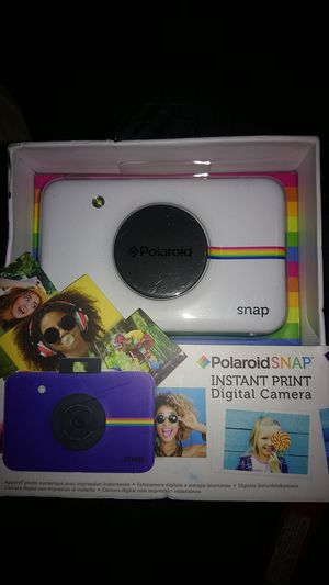 Brand new never used or opened Polaroid instant print digital camera for Sale in Lodi, CA