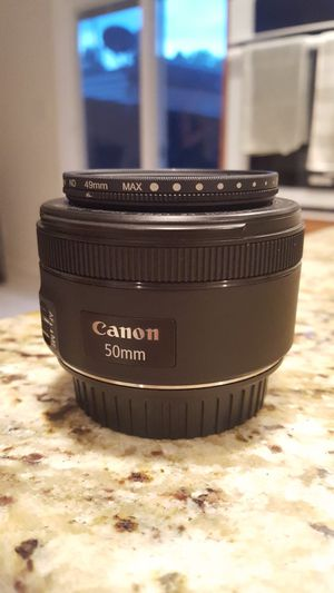 Canon lenses for Sale in Lakewood, CO
