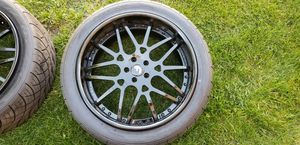 Rims Genuine Forgiato 22s with tires. New. For Mercedes GLE 43 or 63. for Sale in Lake View Terrace, CA