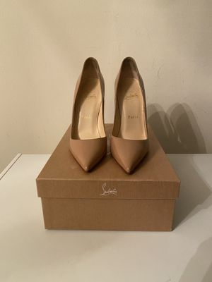 Christian Louboutin So Kate 120mm size 37 for Sale in Bethesda, MD