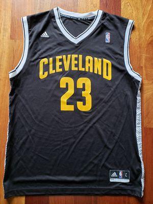 Lebron James Cleveland Cavs NBA basketball Jersey size large for Sale in Gresham, OR
