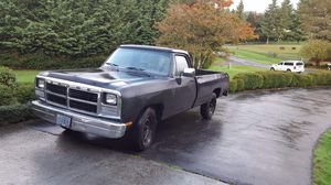 93 Dodge D250 for Sale in Portland, OR