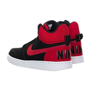 Nike Court Borough Mid - Black Red White 9.5 Men's for Sale in West Palm Beach, FL