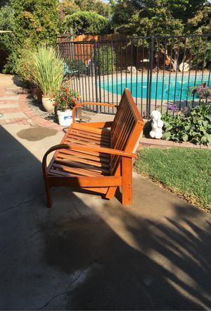 Wood futon for Sale in Modesto, CA