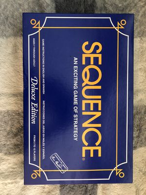 Sequence Board Game for Sale in Lakewood, CA