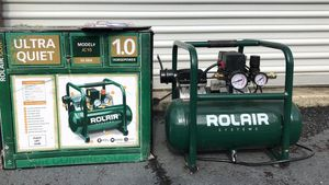 Rolair JC10 Air Compressor Hand Carry Portable for Sale in Annandale, VA