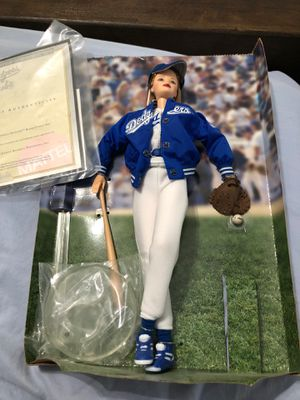 Collectible Dodgers Barbie for Sale in Hialeah, FL
