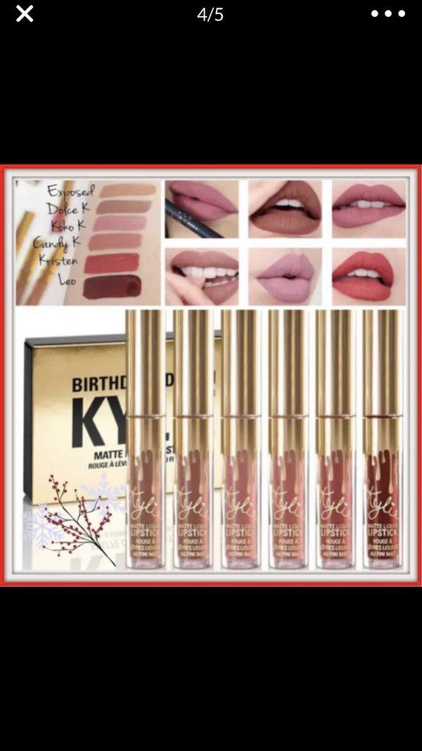 Kylie Jenner mini mattes birthday edition