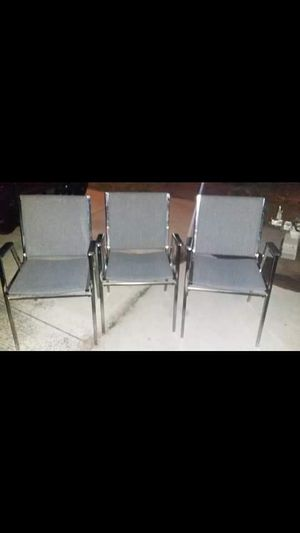 Sturdy Chairs all for 13$ for Sale in Falls Church, VA
