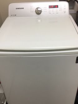 Washer VTR Energy Star he for Sale in Fresno,  CA