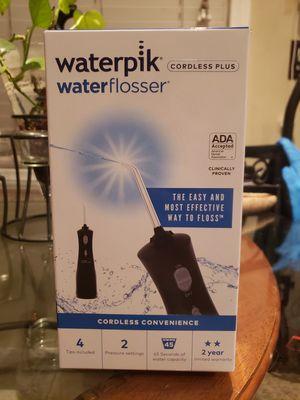 Waterpik Waterflosser Cordless plus (new) for Sale in Lynwood, CA
