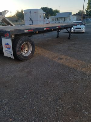 28ft. Set of flatbed doubles for Sale in Lemoore, CA