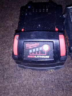 3 Drill Charger Batteries.. for Sale in Yakima,  WA