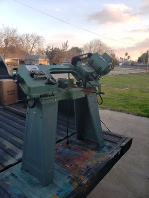 Horizontal metal bandsaw for Sale in Fresno, CA