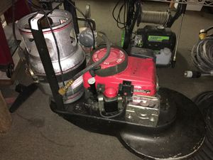 Proline gxv390 propane floor scrubber for Sale in Lynnwood, WA