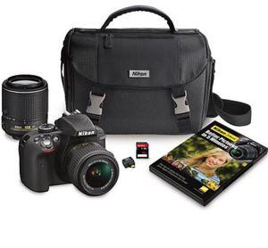 Nikon D3300 Camera Bundle for Sale in Winter Garden, FL