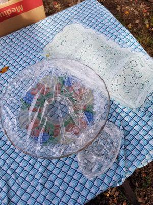 Antique glass dishes for Sale in Sandston, VA