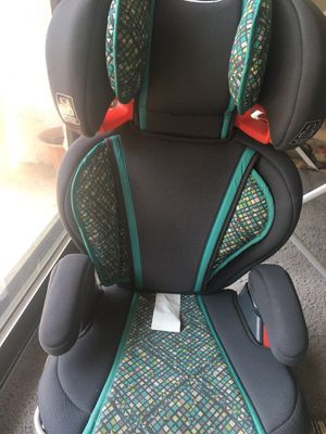 Graco turbobooster car seat with back support for Sale in Allen, TX