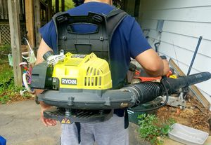Ryobi Leaf Blower Back Pack for Sale in Fairfax, VA