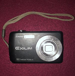 Casio Exilim Digital Camera (No Battery or SD Card) for Sale in Baldwin, NY