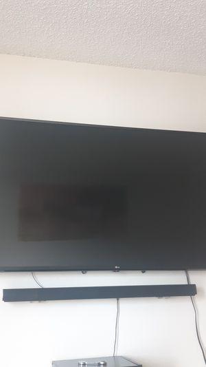 55inch LG 4k smart tv for Sale in Miami, FL