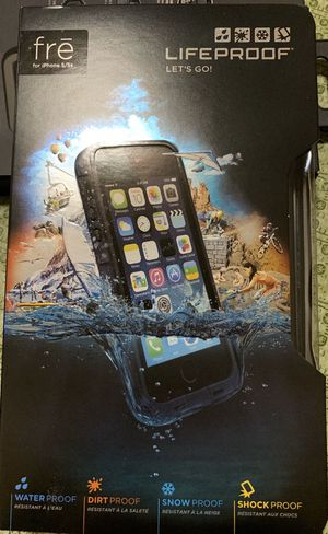 Fre Lifeproof for iPhone 5 / 5s for Sale in The Bronx, NY