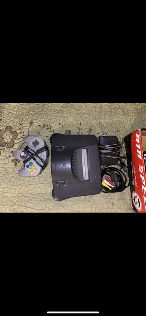 N64 super bunndle 9 games for Sale in San Leandro, CA