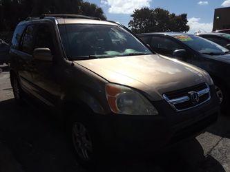 2004 Honda CRV 4 X 4 for Sale in Plantation,  FL
