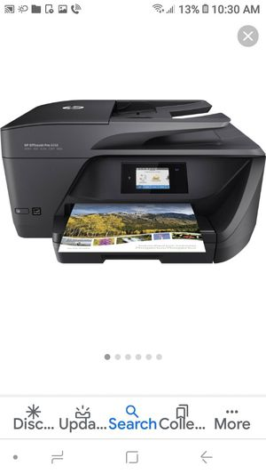 Hp Office Jet 6968 for Sale in Cleveland, OH