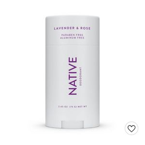 Native Lavender & Rose Women's Deodorant for Sale in Rowland Heights, CA