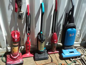 Assorted WORKING Vacuums for Sale in Oak Hills, CA