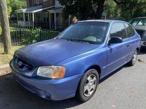 2001 Hyundai Accent for Sale in Arlington, VA