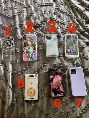 iPhone Cases! (iPhone 11 pro and iPhone XS Max) for Sale in Phoenix, AZ