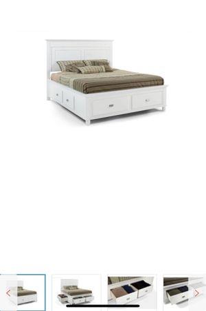 Storage king bed frame for Sale in Hanover, MD